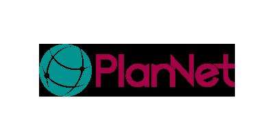 PlanNet Logo