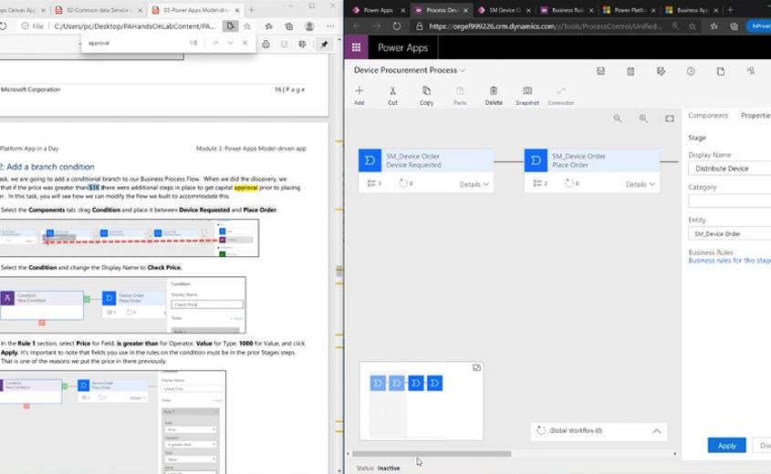 Webinar App in a Day Parte 2 Northware
