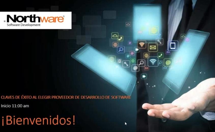 Webinar Claves de éxito al elegir proveedor de Desarrollo de Software Northware