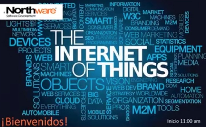 Webinar IoT Big Data Cloud Analytics y más en Desarrollo de Software y Apps Northware
