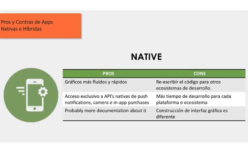 Webinar Native vs Cross-Platform Apps Northware